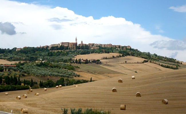 Montepulciano Bike Tour | Bike tour to Montepulciano and Pienza, within the province of Siena